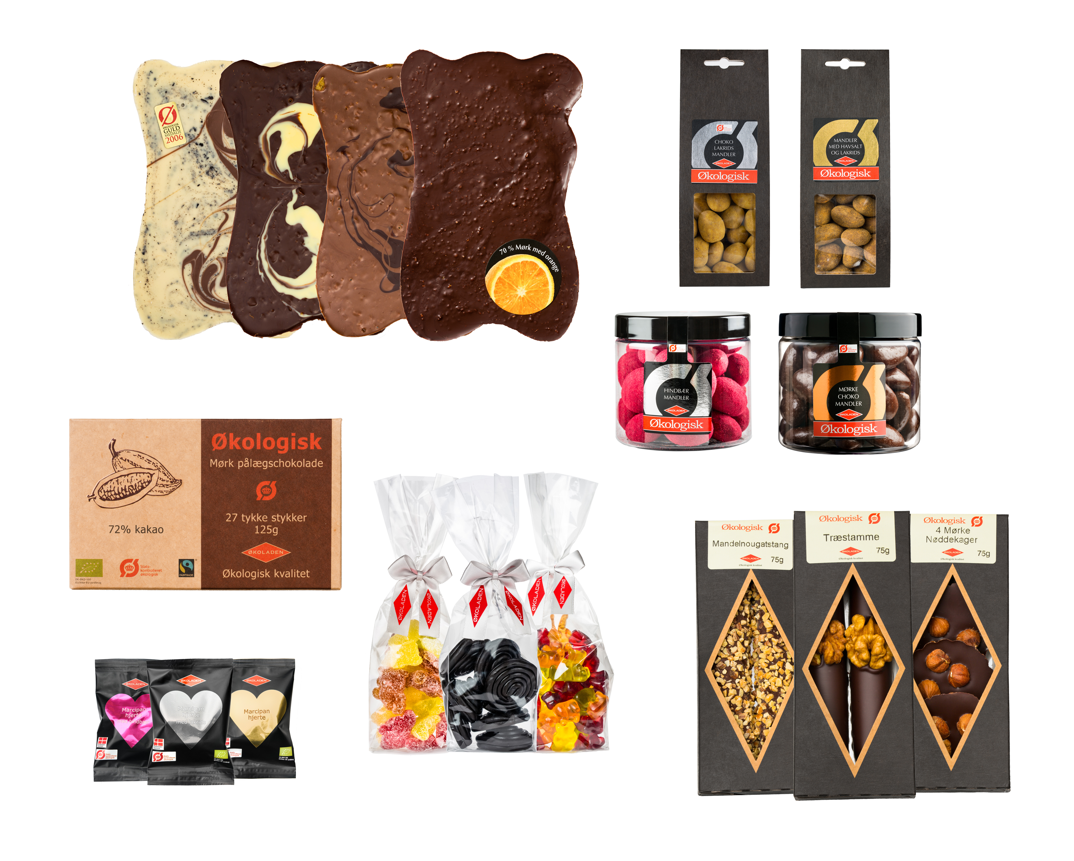 Økologisk chokolade fra Økoladen | Kultivator